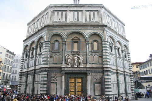 The Duomo's Baptistery, Florence