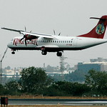 Kingfisher Airlines ATR 72-212A VT-KAB