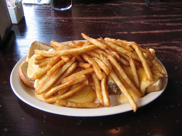 springfield  il - horseshoe sandwich