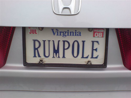 Rumpole, courtesy of John C Abell on flickr