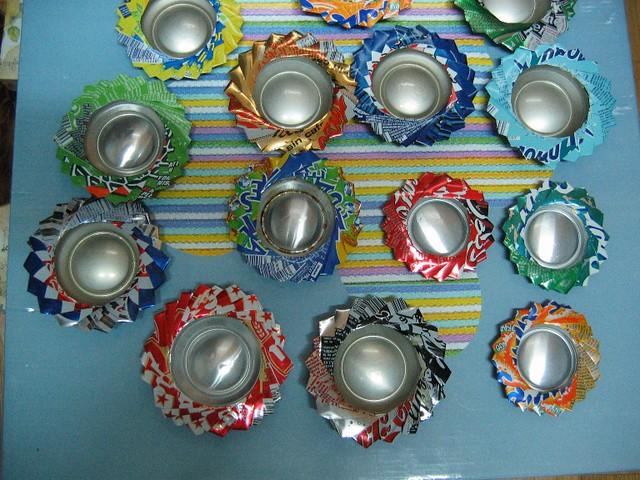 Objetos Hechos Con Material Reciclable Y Como Hacerlos | MEJOR