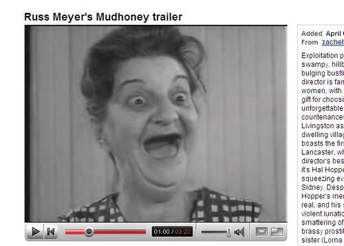 Russ Meyer Trailer