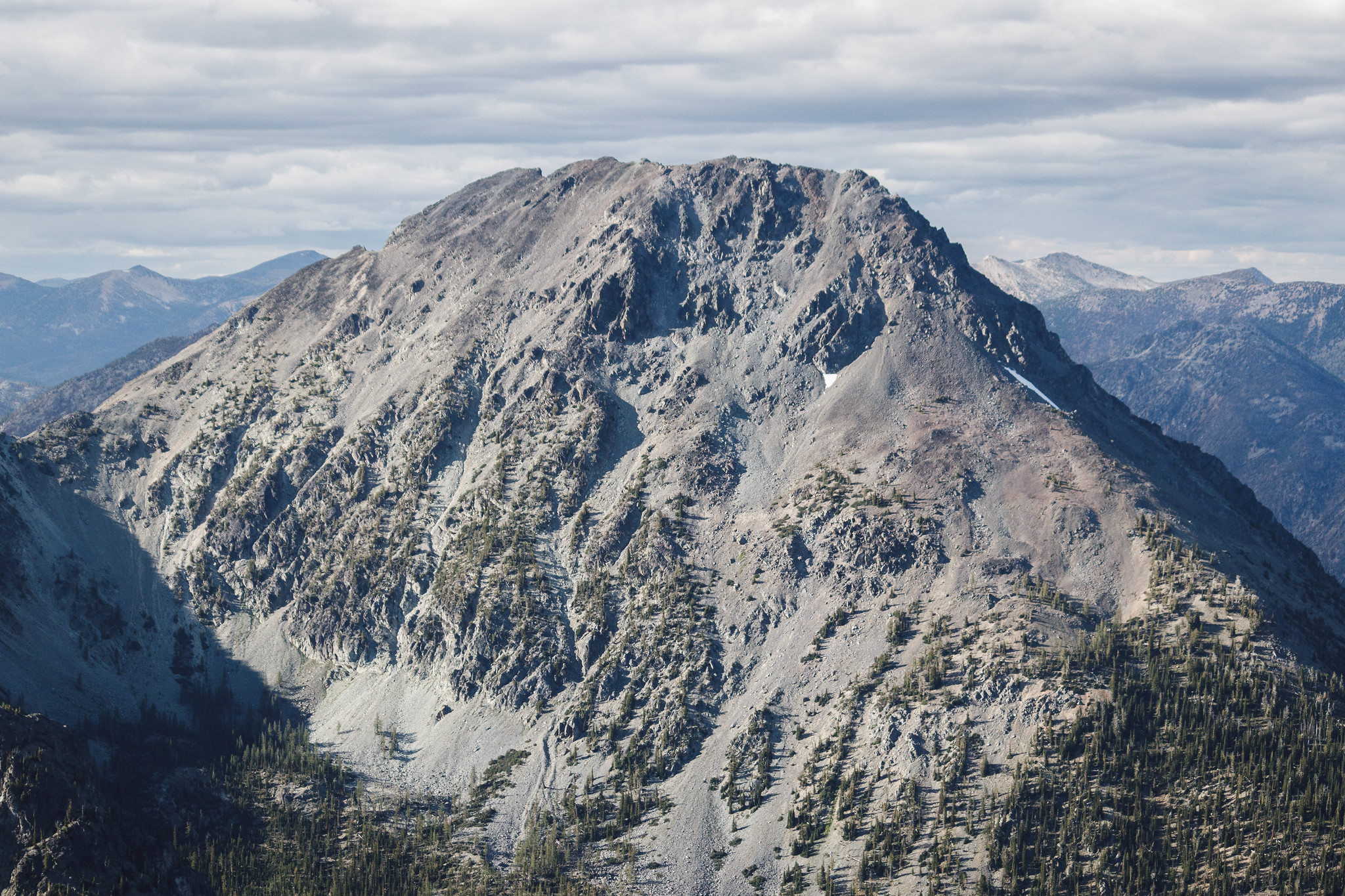 Big Craggy Peak