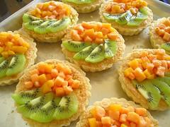 Tropical tartlets
