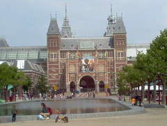 And yet another picture of the Rijksmuseum...