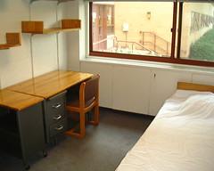 Harvard Dorm Room