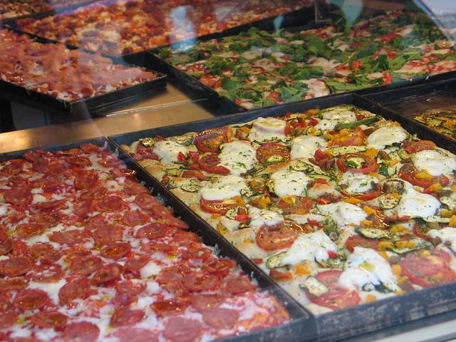 Good Eats, Focacciaria