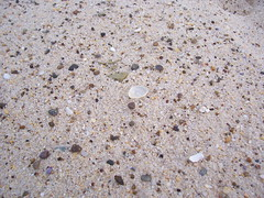 sand, road surface, rock, gravel,