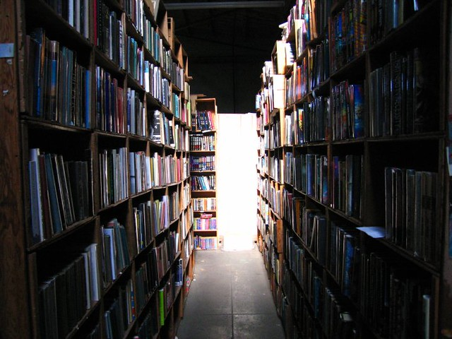 Acres of Books after closing