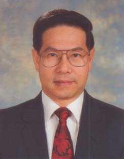 1st Elected President - Ong Teng Cheong