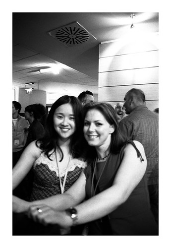@media2005 - cindy and pernilla
