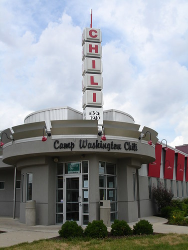 Camp Washington Chili Sign