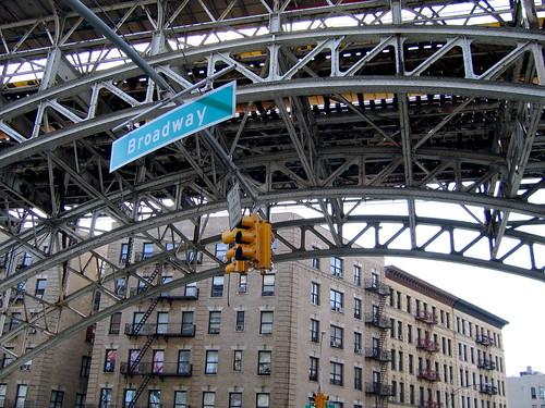 Broadway in Harlem