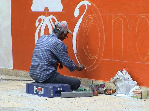 The Painter of Signs