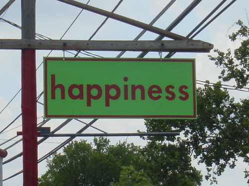 Happiness by Josh Head, Flickr