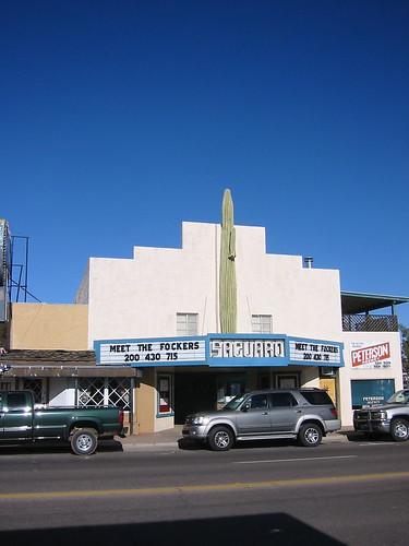Saguaro Theater Wickenburg AZ