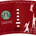 Small photo of Starbucks 'Red Cup' 2005 (stocking)