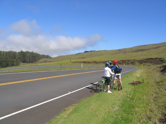 Maui Volcano Bike Ride Tour