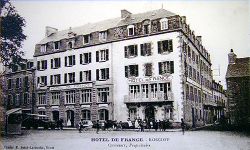 Roscoff - Hotel de France
