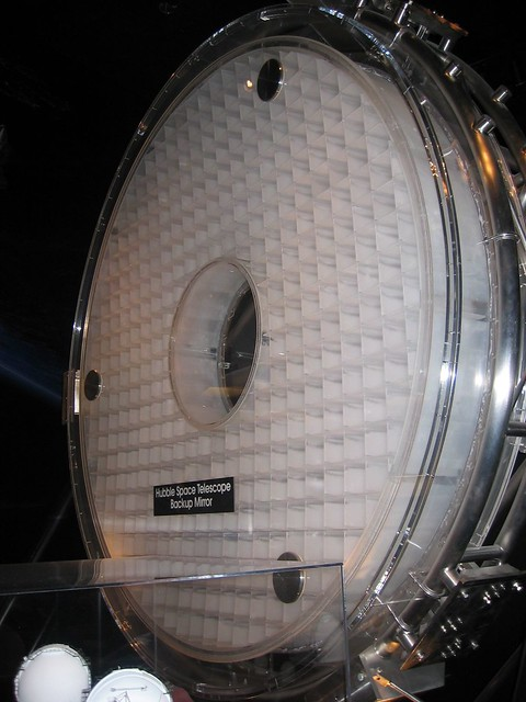 hubble telescope flawed mirrors - photo #5