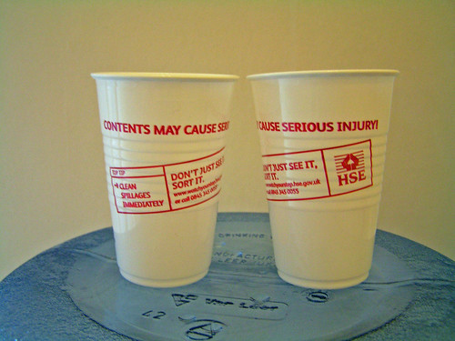 Contents may cause serious injury!