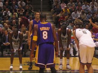 Bogut and Kobe