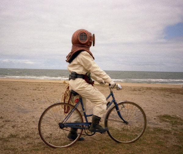 DEEP SEA HARDHAT DIVER #8