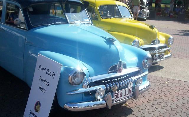 Fj Classic Car Show Manchester Sunday  September