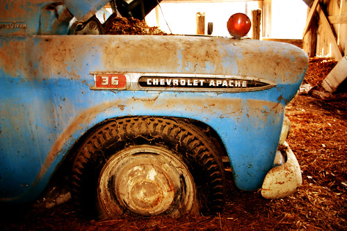 old chevrolet abandoned broken wheel barn rural truck 1936 apache nest transport rusty straw pickup tire dirty chevy bumper rusted vehicle hay busted instantfave jerrygreen wowiekazowie