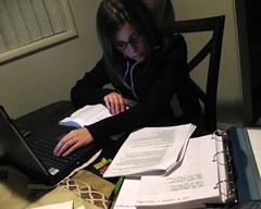 16/365 -- Homework Consumes Me