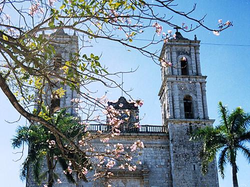 16th Century Mexican Churches