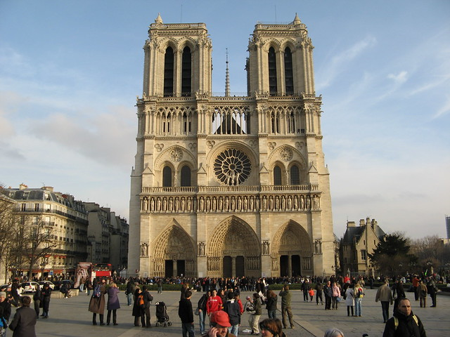 top 5 attractions in paris france
