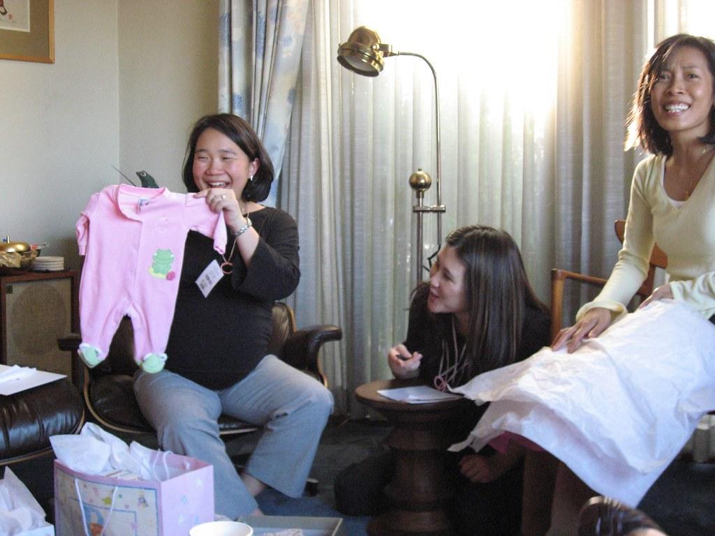 Tara's Baby Shower.