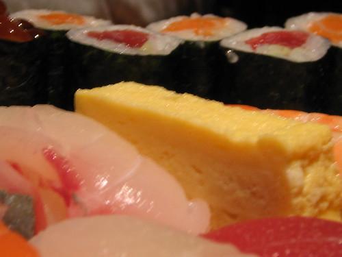 sushi and maki palette