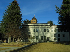 White Pine County Courthouse, Ely, Nevada