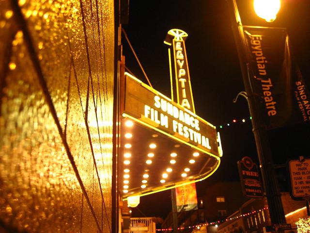 Sundance Film Festival by CC user bdorfman on Flickr