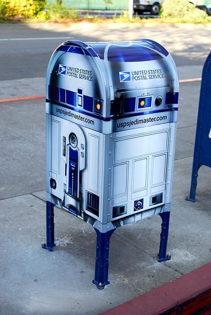 R2d2 Back R2-D2 (Back) | Flickr ...