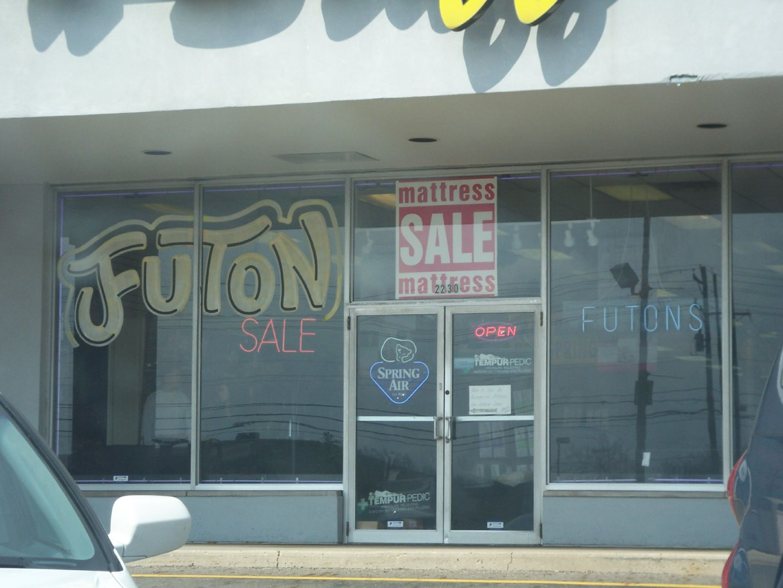 Futon i finally visited waterbeds n 39 stuff it is an for Waterbeds and stuff