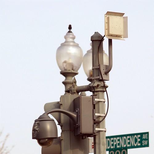 wireless surveillance camera
