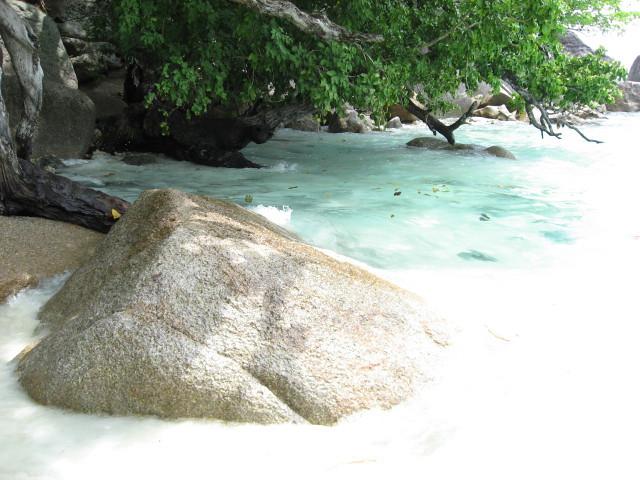 Las Islas Similan, Mar de Andamán, Tailandia