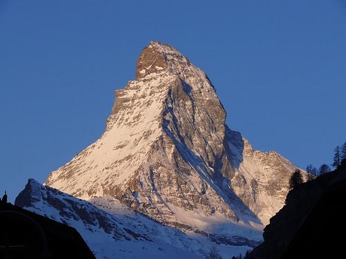 mountains nature switzerland landscapes matterhorn