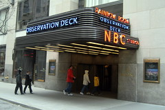 NYC - Rockefeller Center: NBC Studios