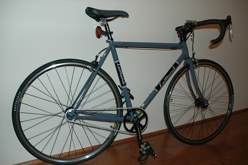 My new '07 Lemond Fillmore