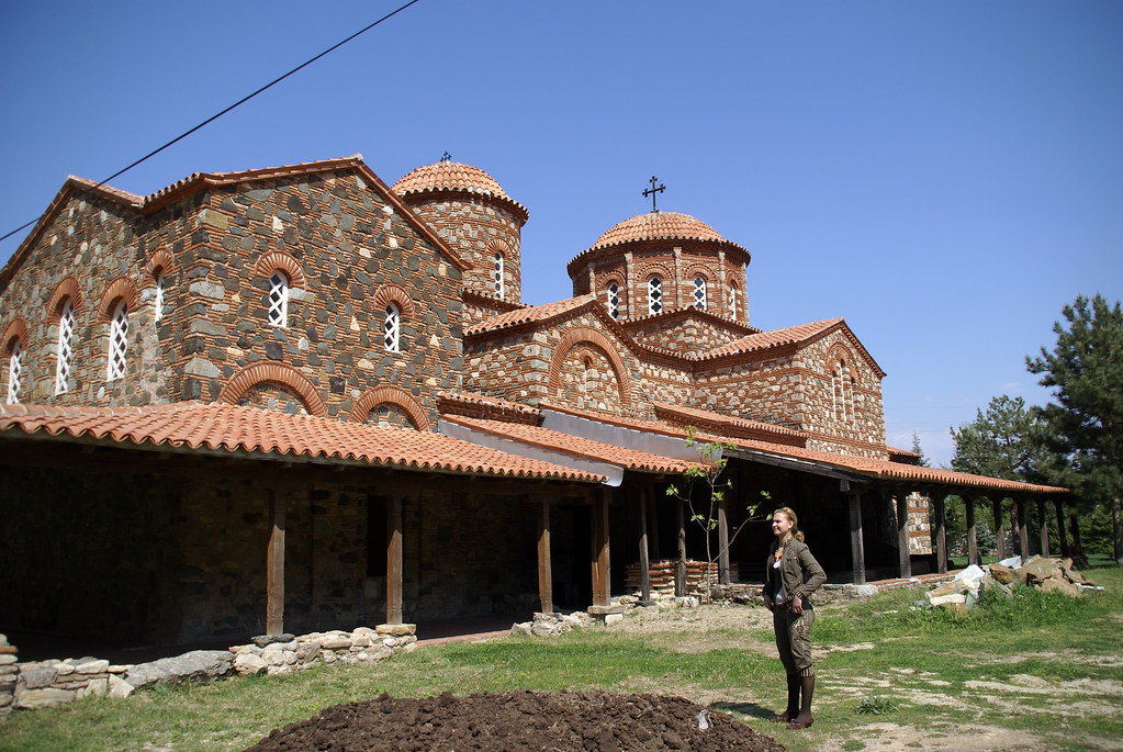 Monastery Strumica