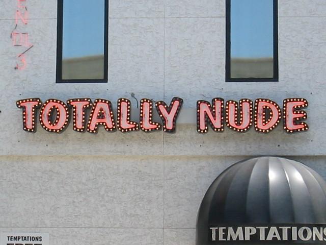 totally nude kansas city