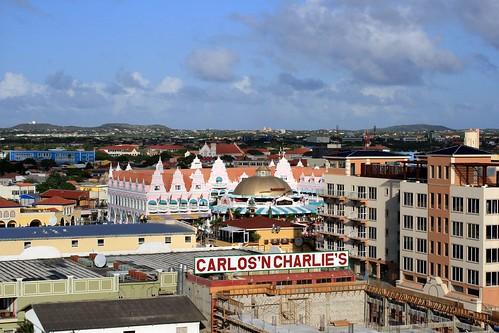 aruba caribbean oranjestadaruba