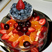 healthy fruit dessert ...