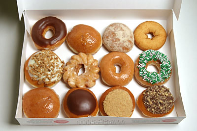 krispy kreme doughnuts in 2005 are the In december 2011, krispy kreme introduced its hotlightapp so people could be alerted when doughnuts fresh from the oven were available at their favorite or nearest shop.