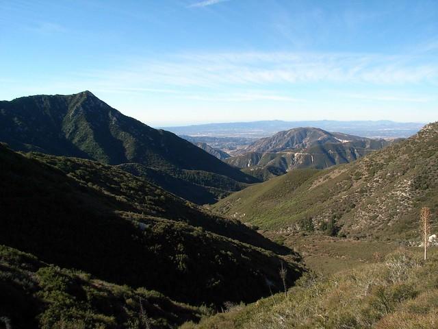Condor Peak via Trail Canyon 028
