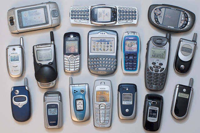 Demo Cell Phones